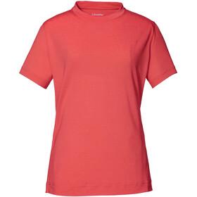 Schöffel Hochwanner T-Shirt Damen hibiscus